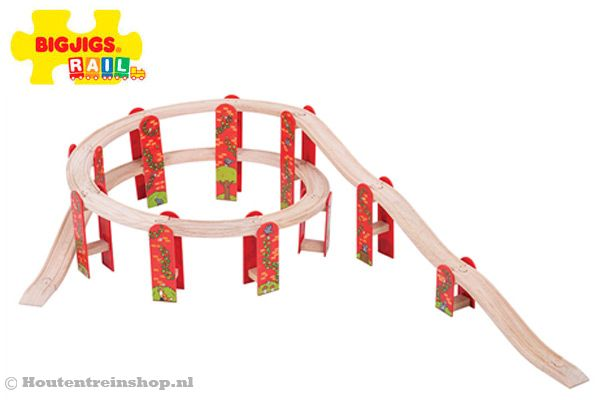 High Level uitbreidings set rood