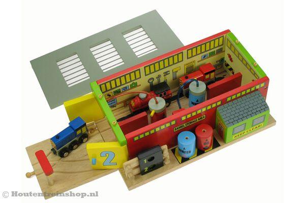 Bruggen en gebouwen reparatie - Afneembaar huis ...